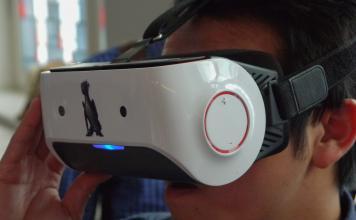 Референсная модель VR-шлема от Qualcomm // digitaltrends.com