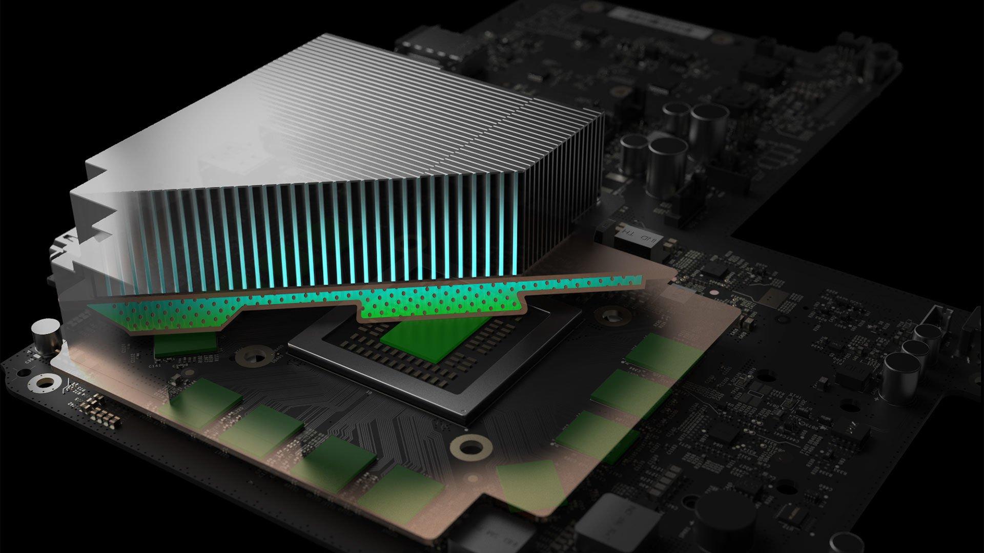 Концепт-арт Xbox Scorpio // pcadvisor.co.uk