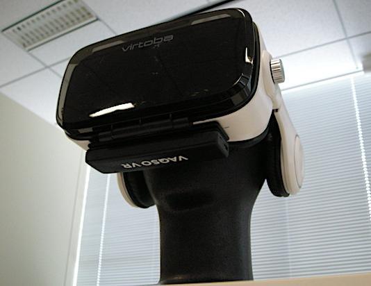 Vaqso VR // thebridge.jp