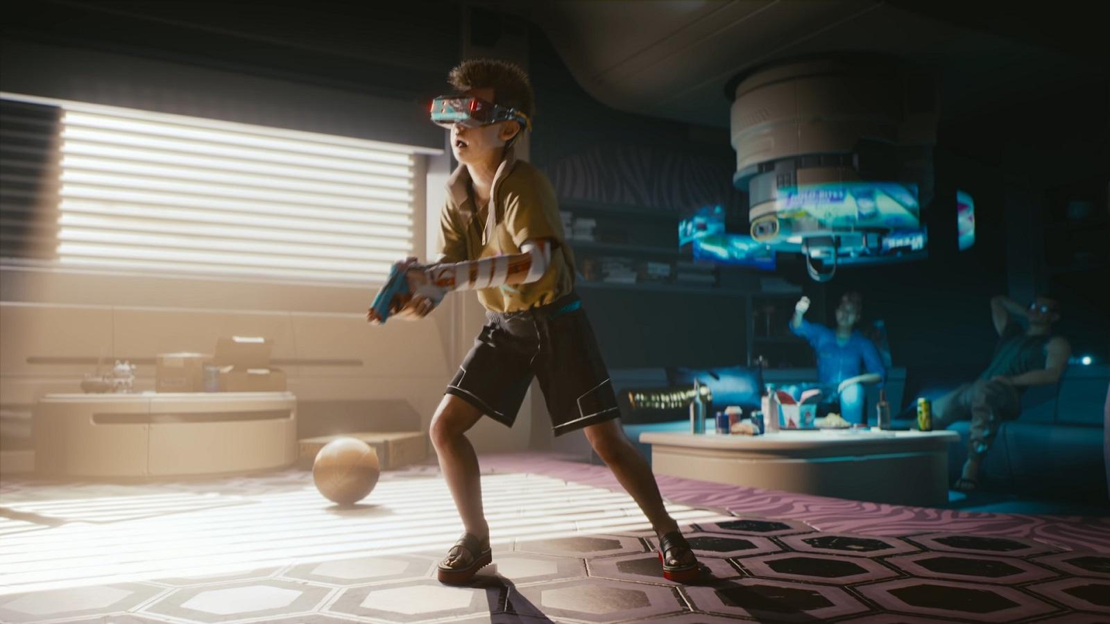 Cyberpunk 2077 VR